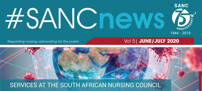 SANC News June – July 2020