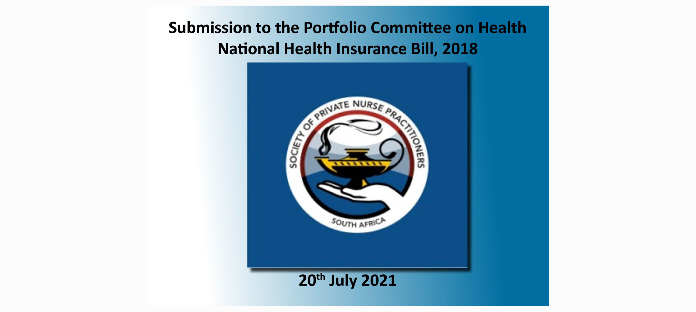 SPNP Portfolio Committee Health
